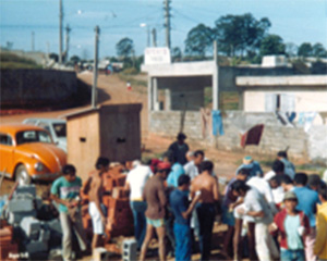 IBVideira - História